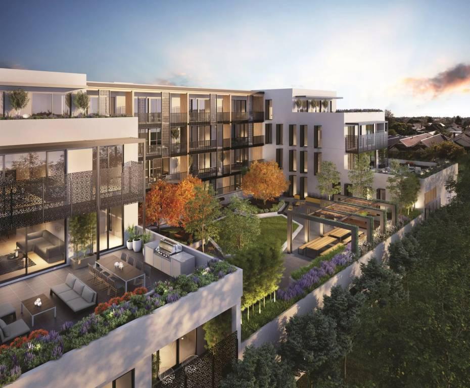 Development Apartment Le Rouret